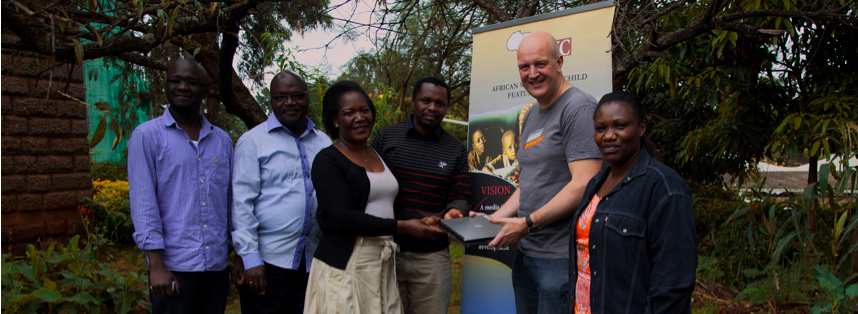African Community Journalism Bureaus welcome UCLan