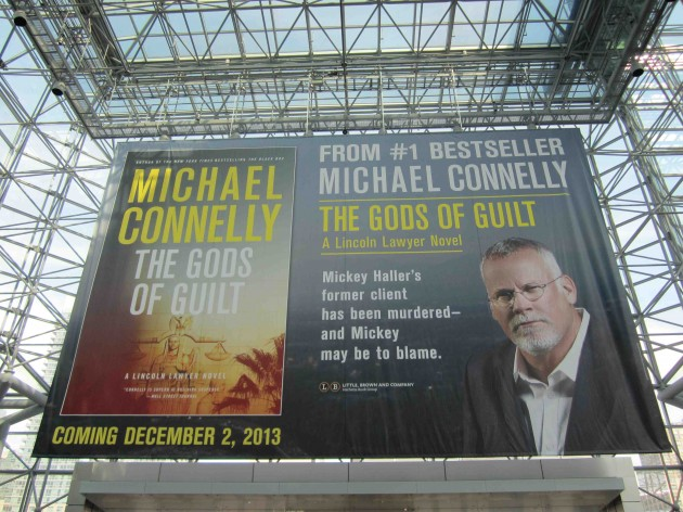 Michael Connelly poster