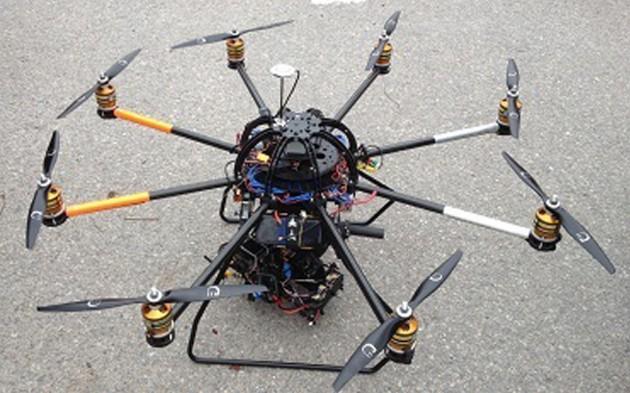 emigs Octo drone