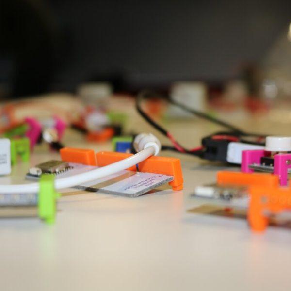 littleBits onboarding workshop @ IDC 2016