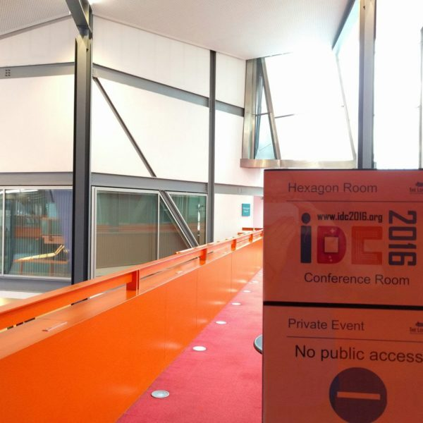 An Onboarding Experience with littleBits at IDC2016