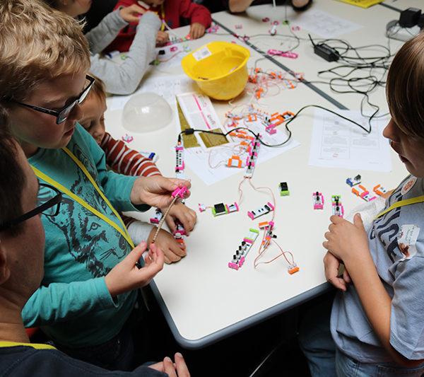LancSciFest and littleBits