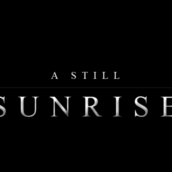 """A Still Sunrise"" at Cannes"