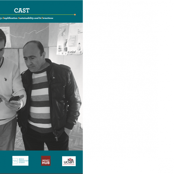 CAST: DisCovery Amplification Sustainability and InTeractions