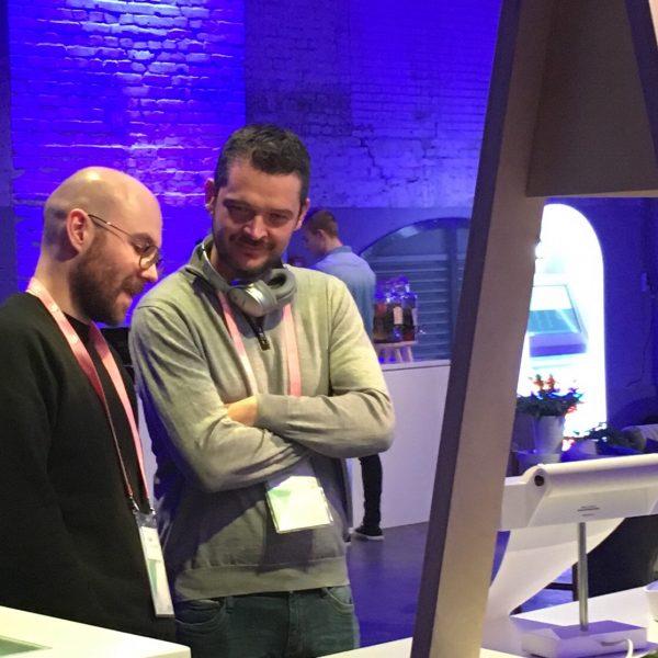 NewsThings demos at Google DNI Summit
