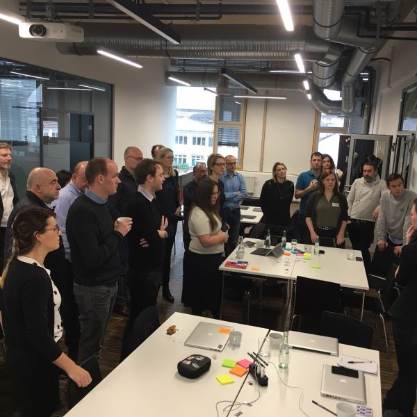 Munich Media Labs Day brings global innovation community together